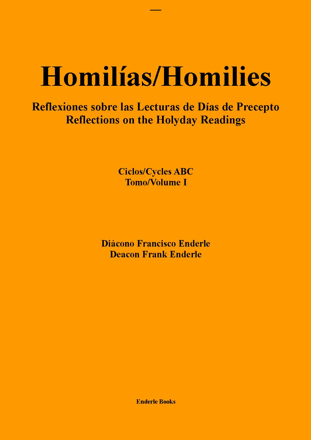 Holydays ABC Cover Image
